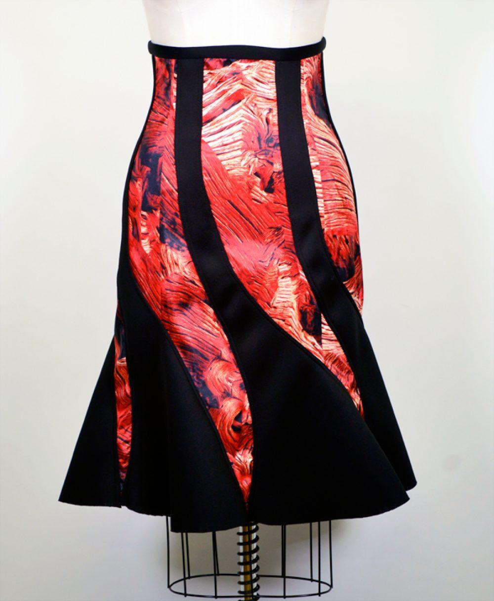 sanguine-neoprene-tulip-skirt-front-2